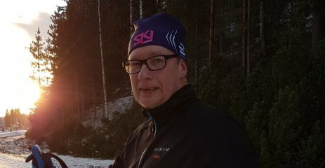 I would like to try all of the SkiTour races, says Juha Tuikkanen from Finland