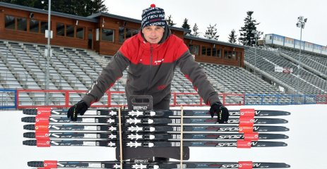 TRY OUT SPORTEN CROSS-COUNTRY SKIS FOR FREE