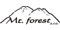 Mt. forest